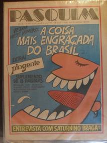 Pasquim Nº 461! Entrevista Saturnino Braga!