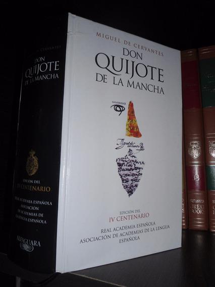 Dom Quixote De La Mancha-real Academia Espanhola-cervantes