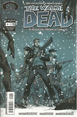 The Walking Dead 05 - Hqm 5 - Bonellihq Cx61 F19