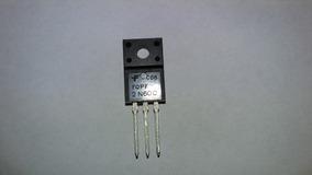 Transistor Mosfet Fqpf 2n60c