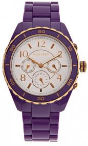 Relógio Tommy Hilfiger Th1781102 Orig Chron Anal Purple