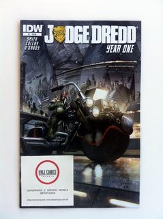 Judge Dredd - Year One #1 (2013) Idw