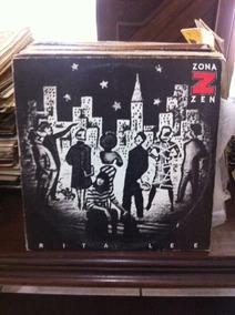 Lp Vinil Rita Lee E Roberto De Carvalho - Zona Zen