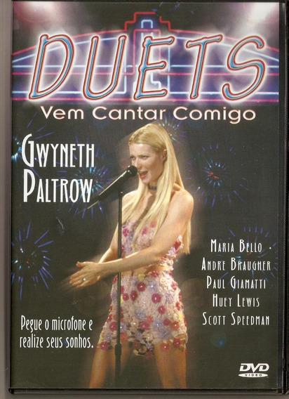 Dvd Duets - Vem Cantar Comigo - Novo***