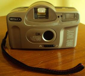 071 Prd- Câmera Fotográfica Analógica Mitsuca- Dx - Bf 670 D