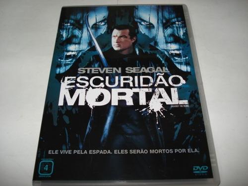Dvd Escuridão Mortal Com Steven Seagal | Mercado Livre