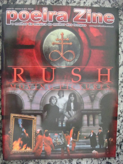 Poeira Zine # 32 - Rush - Moving Pictures