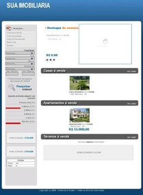 Sistema De Imobiliaria 2009 # Php