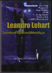 Leandro Lehart Samba Pop Brasil Mestiço Lacrado Frete Grátis