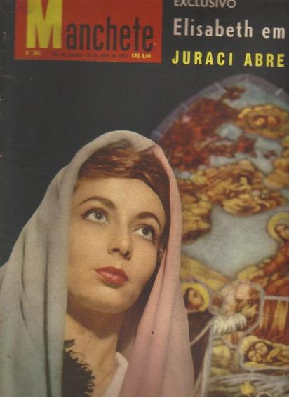 Revista Manchete Nº 261-rio De Janeiro, 20 De Abril De 1957