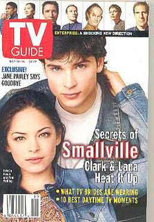 Revista Guide: Tom Welling / Smallville / Kristin Kreuk !! !
