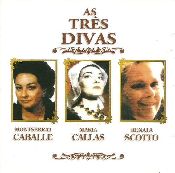 As Três Divas Caballe Callas Scotto