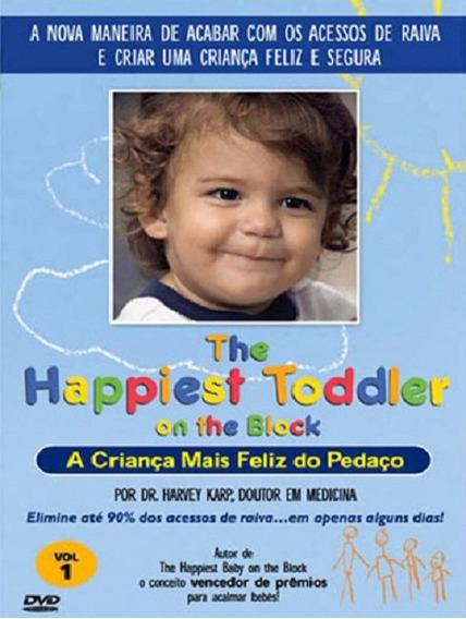Dvd Lacrado The Happiest Toddler Crianca Mais Feliz Do Pedac