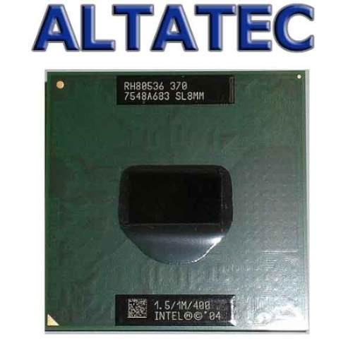 Processador 1.50ghz Intel Celeron 370 400mhz Sl8mm