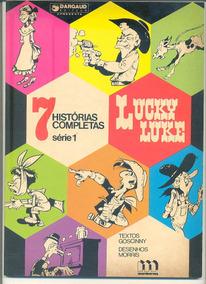 *sll* Gibi - Lucky Luke - 7 Histórias Completas Ed.meribéric