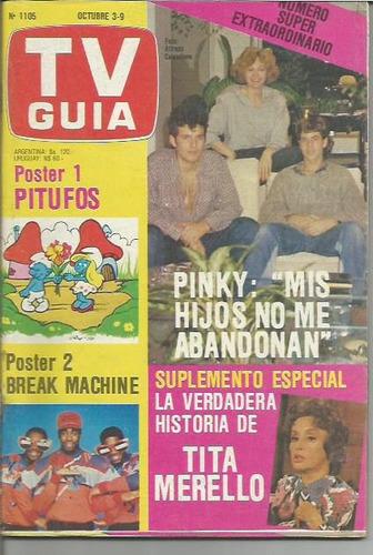 De estilo de la guía 1984