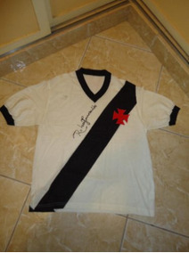 Roberto Dinamite Autografada - Camisa Vasco Penalty