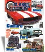 Revista Classic Show Nº 033, F-100, Camaro, Simca