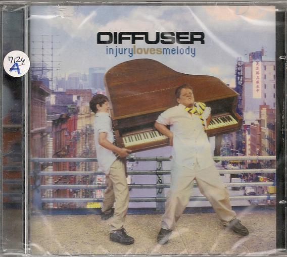 Diffuser - Injury Loves Melody