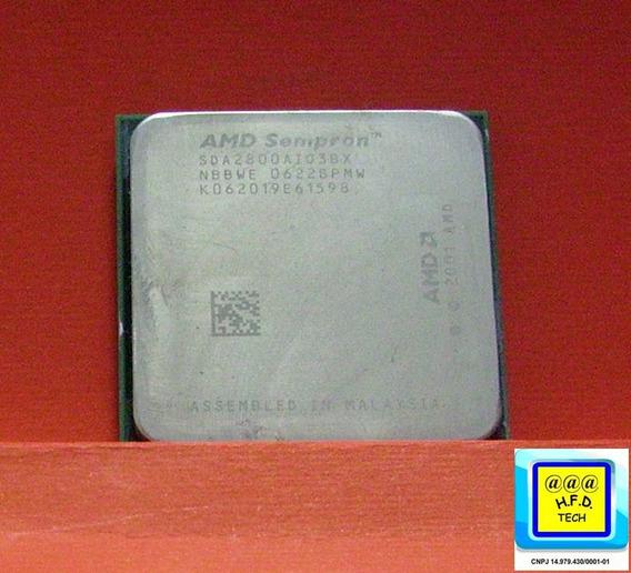 Processador Amd Sempron 2800+ 1,60 Ghz Soq. 754 Frete Gratis