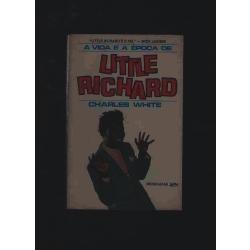 Livro A Vida E A Época De Little Richard Charles White