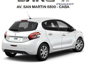 Peugeot 208 Allure 1.6n 0km Linea Nueva- Oferta 1539136244