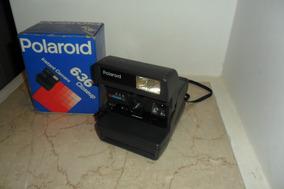 Linda Máquina Polaroid Perfeita