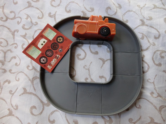 Disney Carros Brinquedo Miniatura