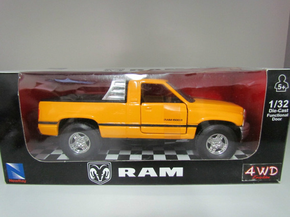 New Ray - 1997 Dogde Ram 1500 Slt - Escala 1/32