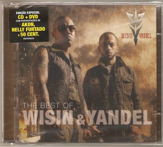 Cd + Dvd Wisin E Yandel - The Best Of ( Edição Especial )