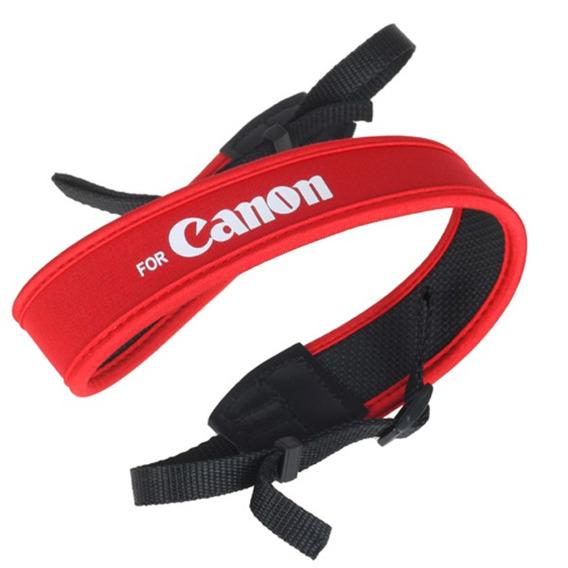 Canon Strap Neoprene Alça De Pescoço_resistente E Macio