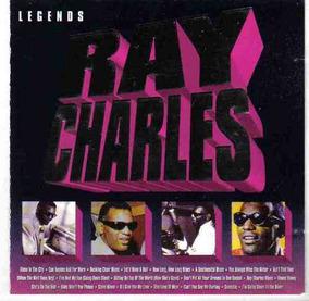 Ray Charles - Legends - Raridade