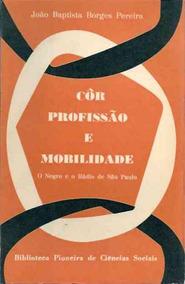 O Negro E O Rádio De São Paulo -joão Baptista Borges Pereira