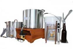 Fazer Cerveja - Mini Cervejaria Top De Linha - Kit  Original