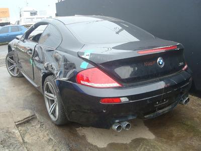 Bmw M6 Sucata Acessorios Peças Motor Cambio Interior