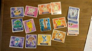 35 Figuriras Pokemon Nintendo 1999