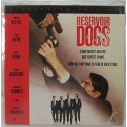 Laser Disc Reservoir Dogs Frete Grátis