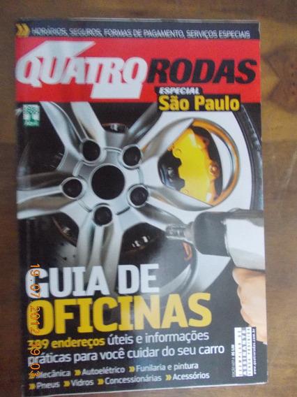 Guia Rodas Especial São Paulo - Guia De Oficinas.