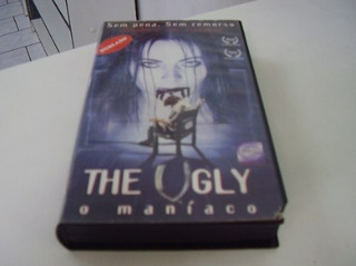 Fita Filme Vhs Legendado The Ugly O Maníaco Terror
