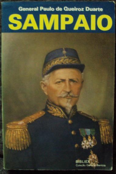 Sampaio - General Paulo De Queiroz Duarte (frete Grátis)