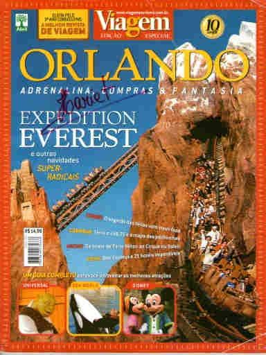 Viagem E Turismo Especial 127-c * Orlando