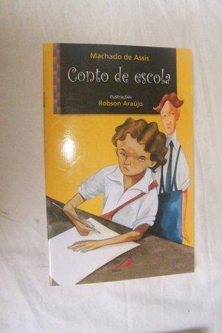 Machado De Assis - Conto De Escola - Infanto Juvenil