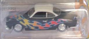 Johnny Lightning Vw Karmann Ghia Especial 1/1350 (lacrado)