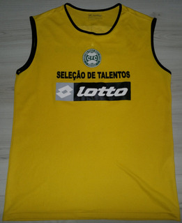 Camisa Do Coritiba Foot Ball Club Seleção De Talentos Lotto