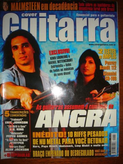 Cover Guitarra 11/2001 N.84-as Guitarras Assumem O Comando