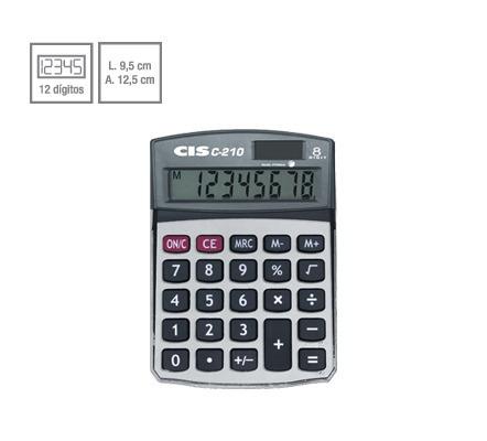 Calculadora De Mesa Cis C-210 Sertic