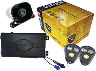 Viper 3100v Sistema De Seguridad Sensor Reserva Choque