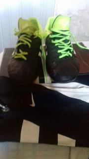 Chuteira adidas Ace + Porta Chuteira Nike