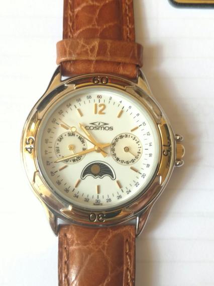 Relógio Cosmos 24hs