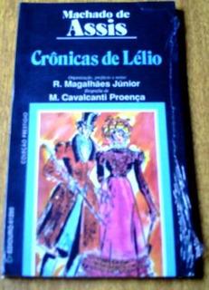 Oferta - Crônicas De Lélio, De Machado De Assis